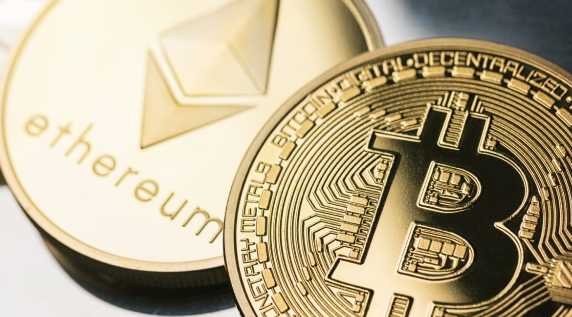 Ether Outshines Bitcoin in a Gloomy Month for Crypto Prices