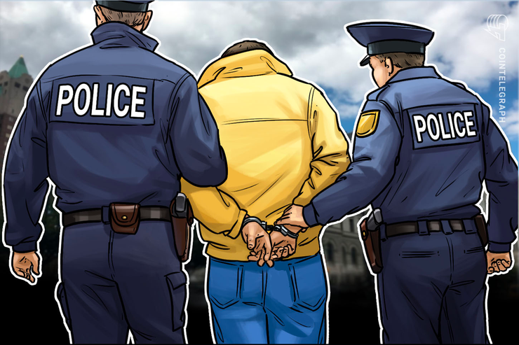 Two Arrested for 'Old-Fashioned Shakedown' of Cryptocurrency Startup