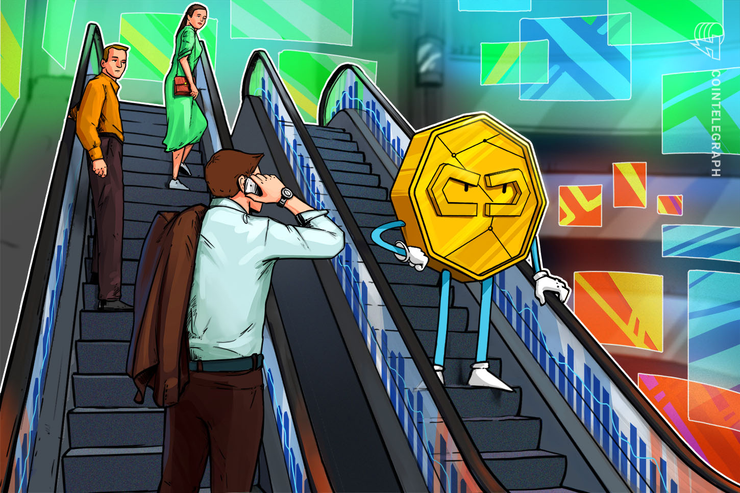 Bitcoin Fails to Regain $10K as Market Dominance Hits 6-Week Low