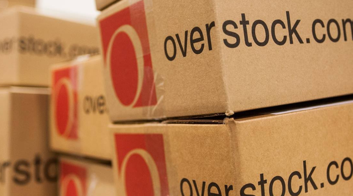 Overstock's Venture Arm Invests $2 Million in Blockchain ID Firm