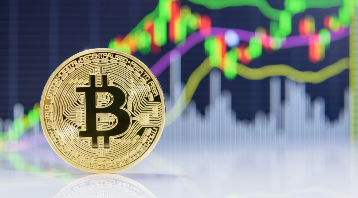 Bitcoin Price Rises Above $12K to Hit One-Month High