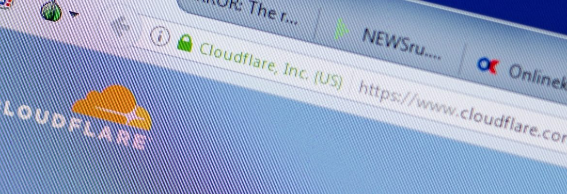 The latest IPO... Cloudflare