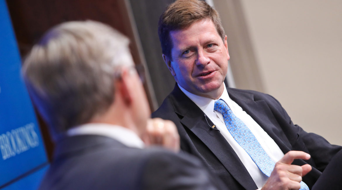 SEC Chair Clayton: Bitcoin Needs 'Better Regulation' Before Major Exchange Listing