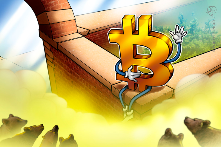Bitcoin Price Near to Critical Support at $7,120; Must Hold to Avoid a New Bear Market