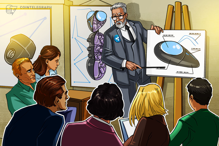 Ripple Hosts Blockchain Research Event at University of California