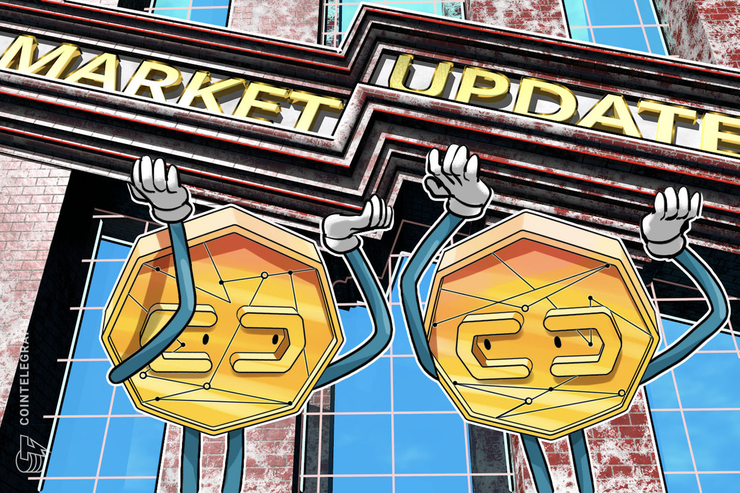Top-20 Coins Experience Downward Trend, BTC Stick Near $8,600