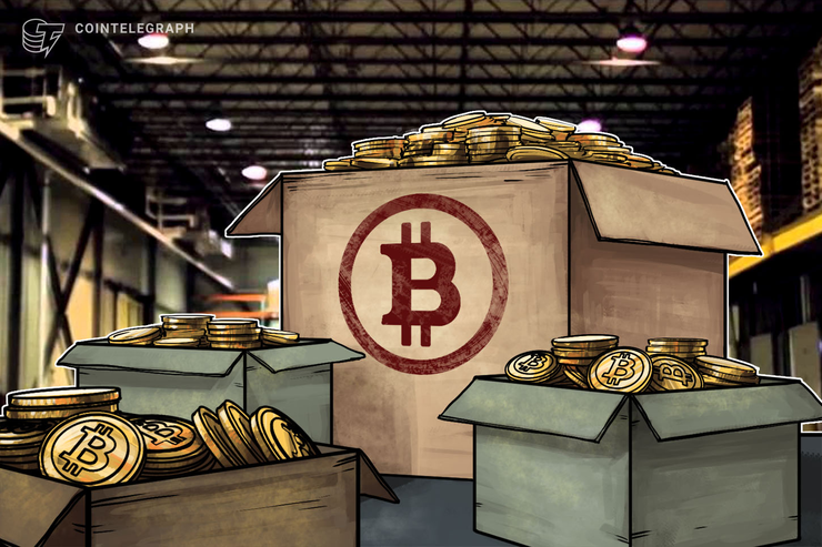 Here's How Much Bitcoin Is Currently Locked Up in Sidechains