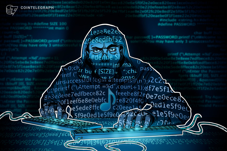 Hackers Use Malicious Code in WAV Audio Files To Mine Cryptocurrencies