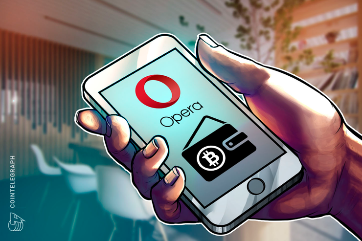 Opera Becomes First Major Browser to Enable Direct Bitcoin Payments