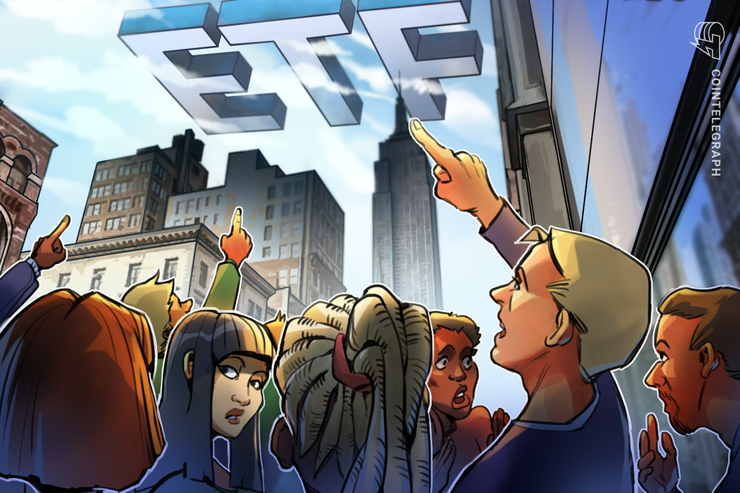 New Bitcoin ETF Proposal Filed With SEC by Gold Fund Veteran