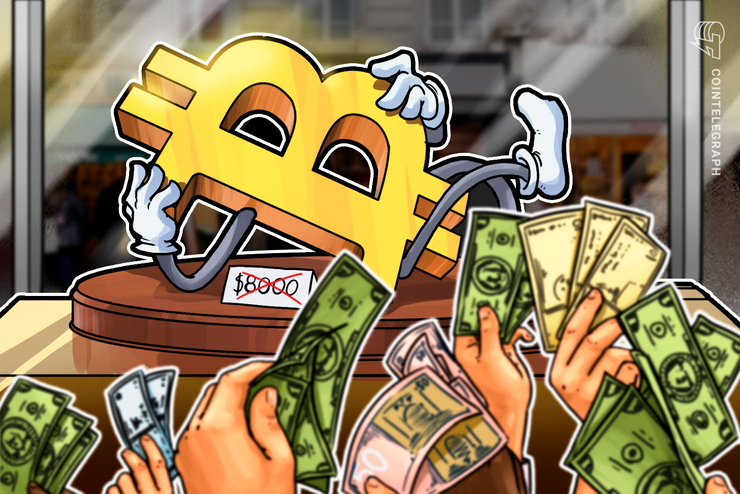 Bitcoin Below $8K Is a Buy Zone, Says Crypto Hedge Fund Co-Founder