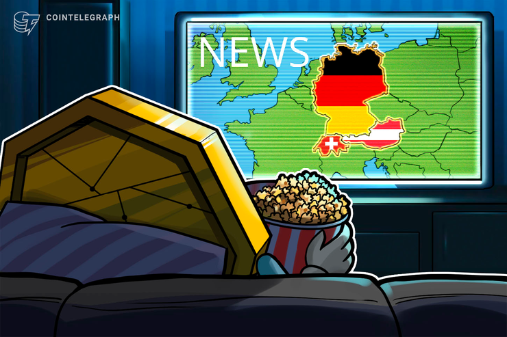 Crypto and Blockchain News From German-Speaking World: Oct. 20-26