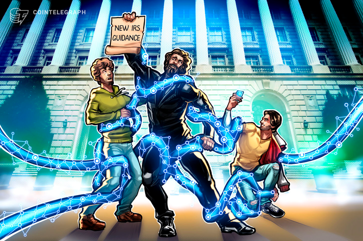 New IRS Guidance: How to Report Crypto Assets Accurately