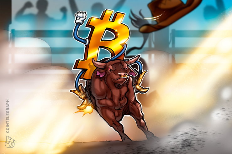 Bitcoin Price Must Now Break $9.5K to Prove 'Xi Pump' Wasn't a Fluke