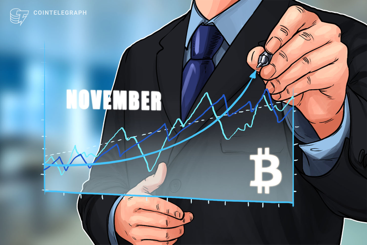 Bitcoin's First Monthly Gain Since June Spells Bullish for Q4 2019