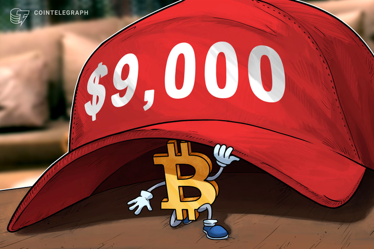 Why Did Bitcoin Price Drop Below $9,000? A Pivotal Weekend Ahead