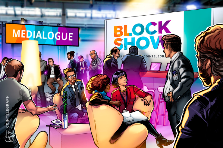 Moderates First Crypto Media Gathering at BlockShow Asia 2019