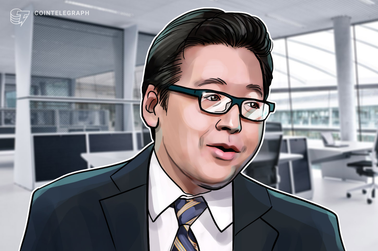 Tom Lee: Like FAANG Stocks, BTC Will Hit $25K Due to 'Network Value'