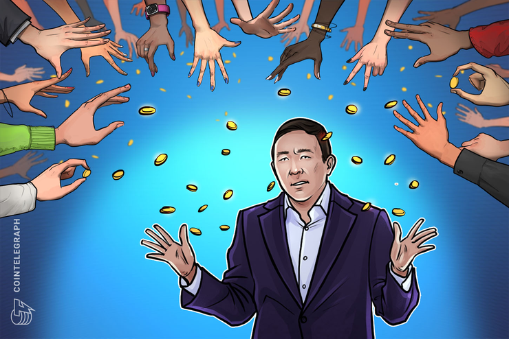 Andrew Yang Will 'Literally Give Everybody Money' — Like OneCoin Did