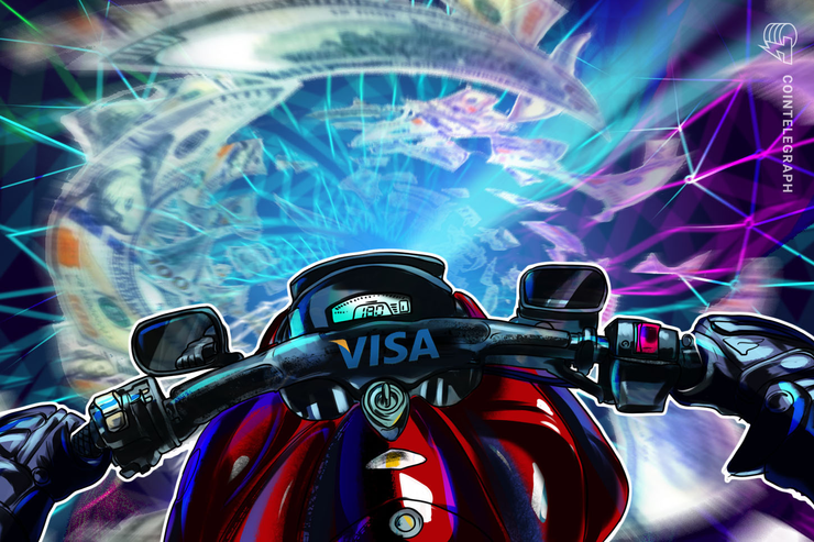 Visa Works on Blockchain System for Joint Computation of Large-Scale Private Data