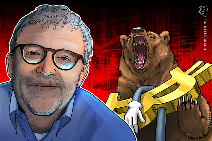 Bitcoin Price May Hit $5.5K in 2020 to 'Wear Out Bulls' — Peter Brandt
