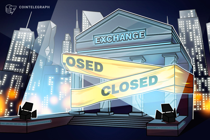 Office of Chinese Crypto Exchange BISS Closed, Staff Members Arrested