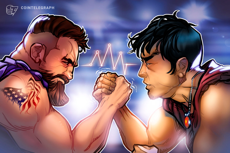 US and China Battle for Blockchain Dominance