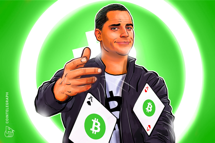 Roger Ver Says $5 Bitcoin Cash Giveaway Could Be Worth $5,000 Someday