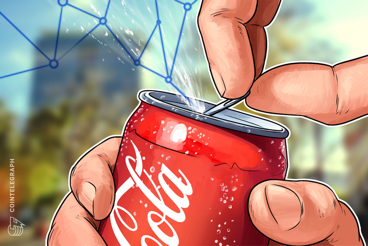 Coca Cola Using Blockchain for $21-Billion-Per-Year Network