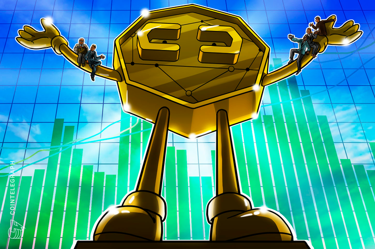 Bitcoin Hovers Under $7,550 as Altcoins See Moderate Gains