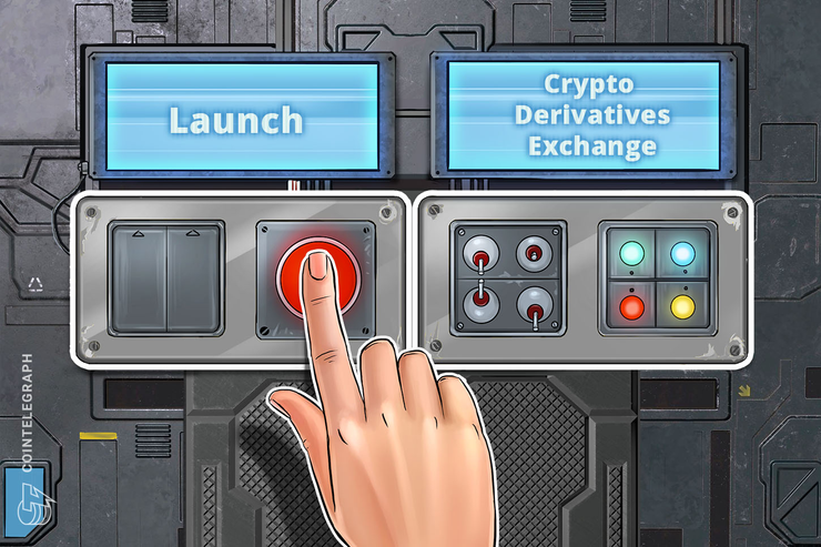 Former Morgan Stanley Developers Launch Crypto Derivatives Exchange