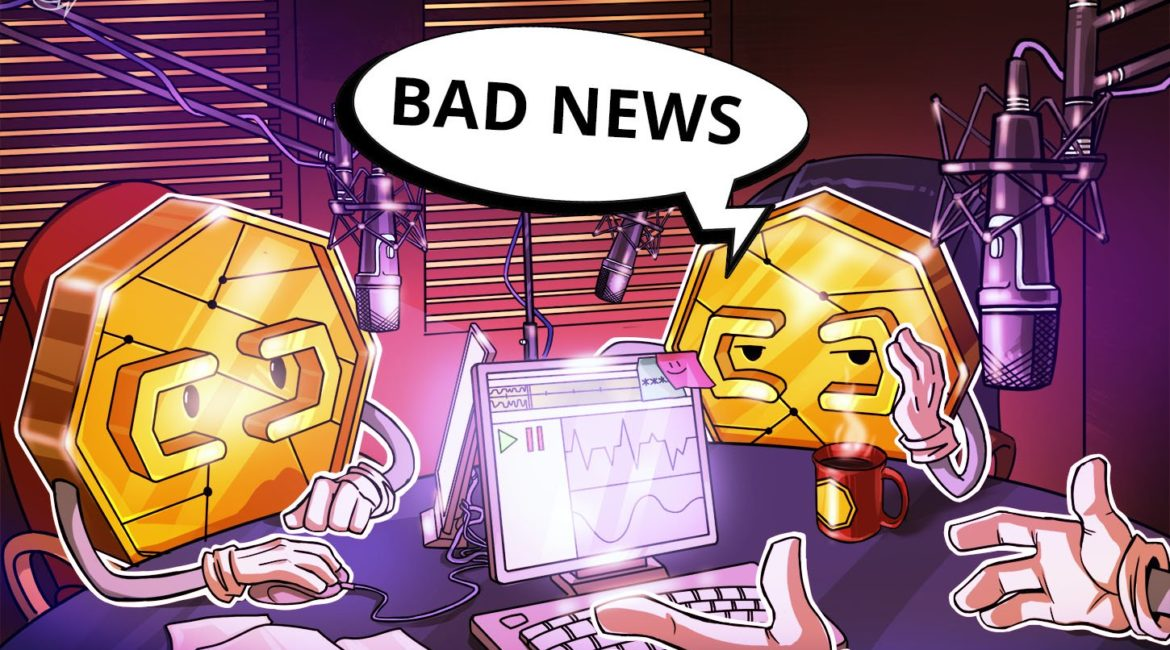 The Great Reset and accredited investors: Bad crypto news of the week