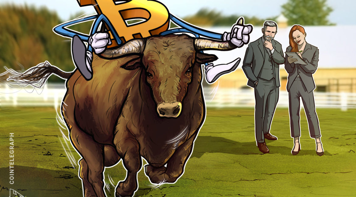 Kraken exec: 5 reasons why Bitcoin is 'at the beginning of a bull run'