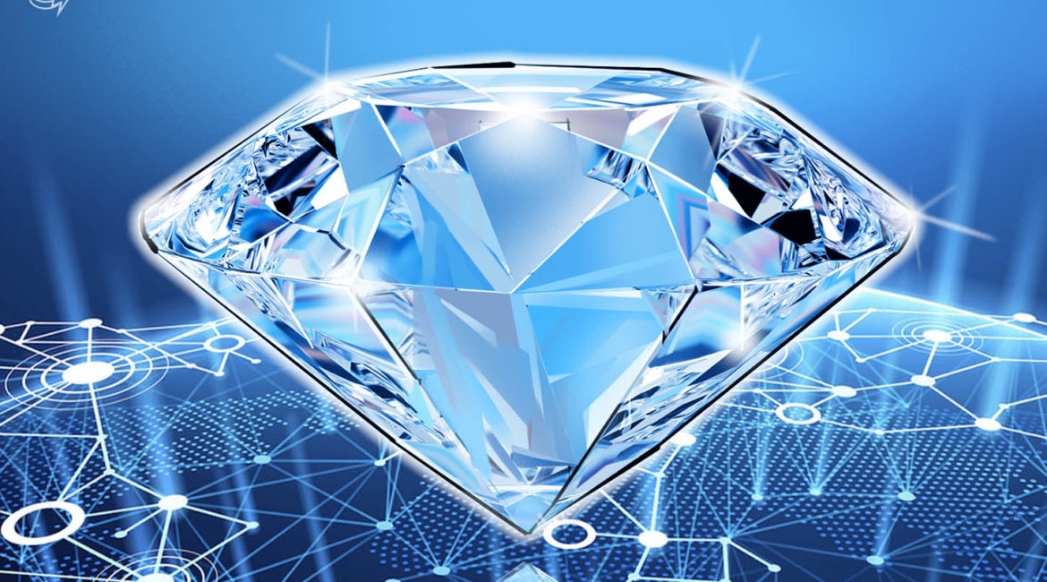 DLT tracking partnership to fight fake diamonds in China