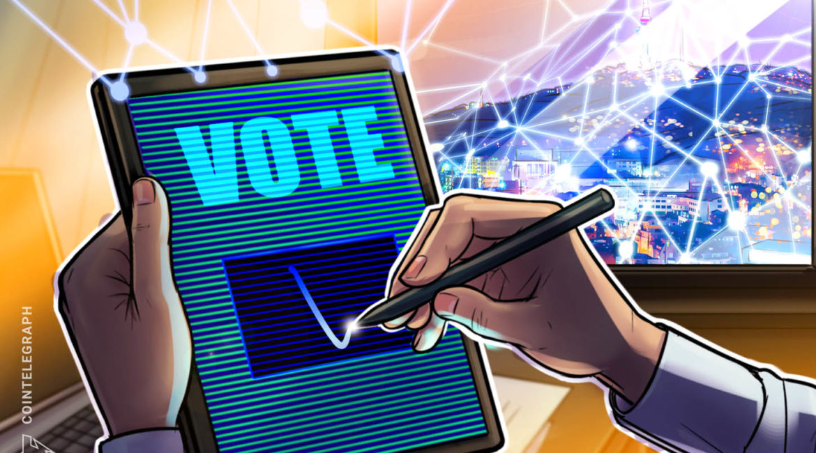 South Korean gov pledges to bring blockchain voting into people's homes