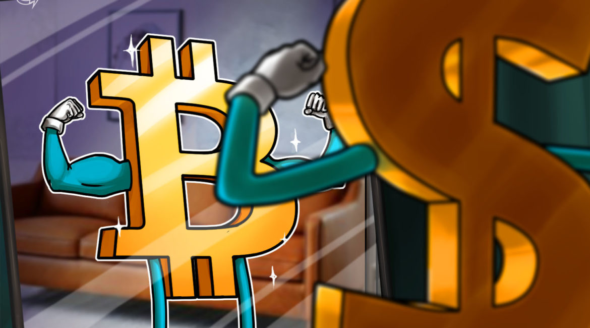 Bitcoin vs. USD: why only a weaker dollar will push BTC above $20,000