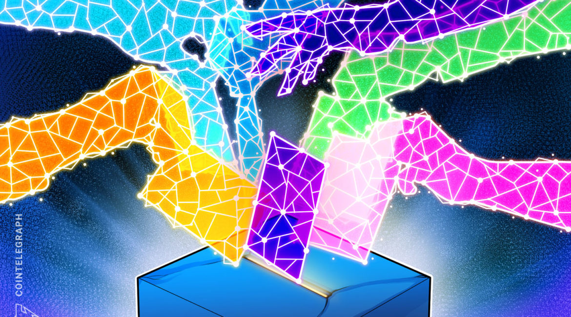 French municipality accepting blockchain voting for road project