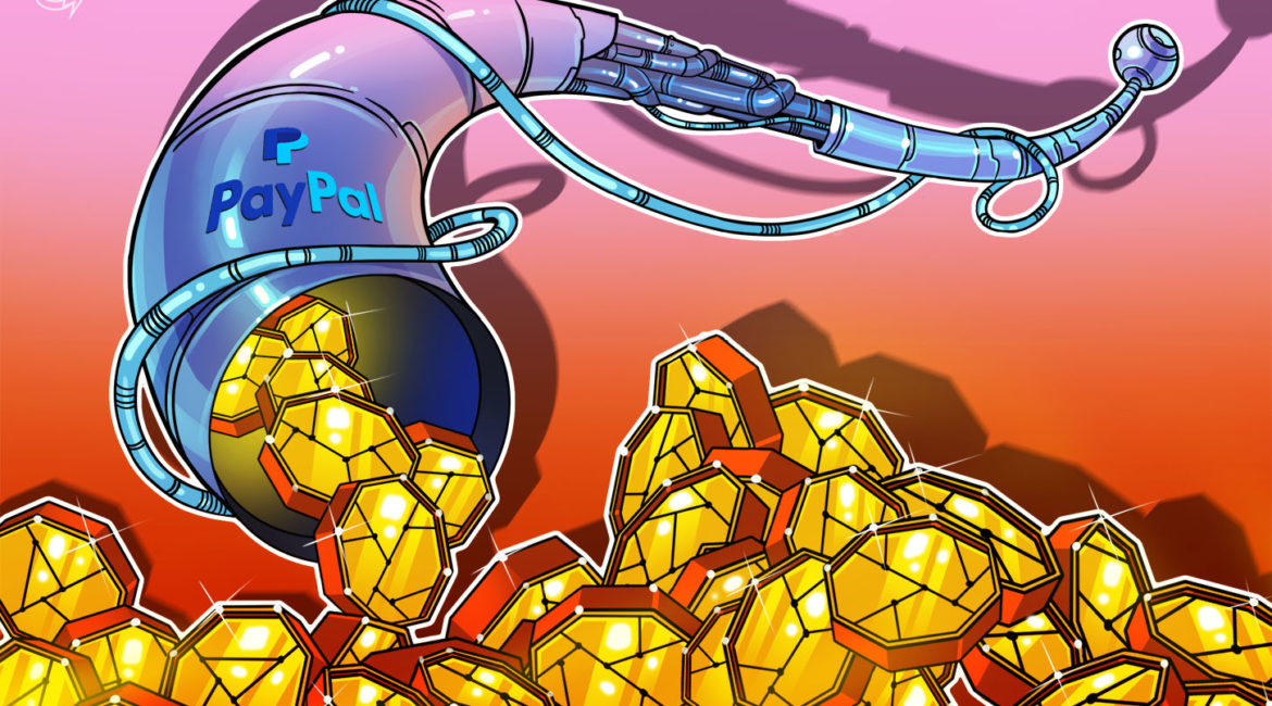 PayPal CEO: Our platform will 'significantly bolster the utility of cryptocurrencies'
