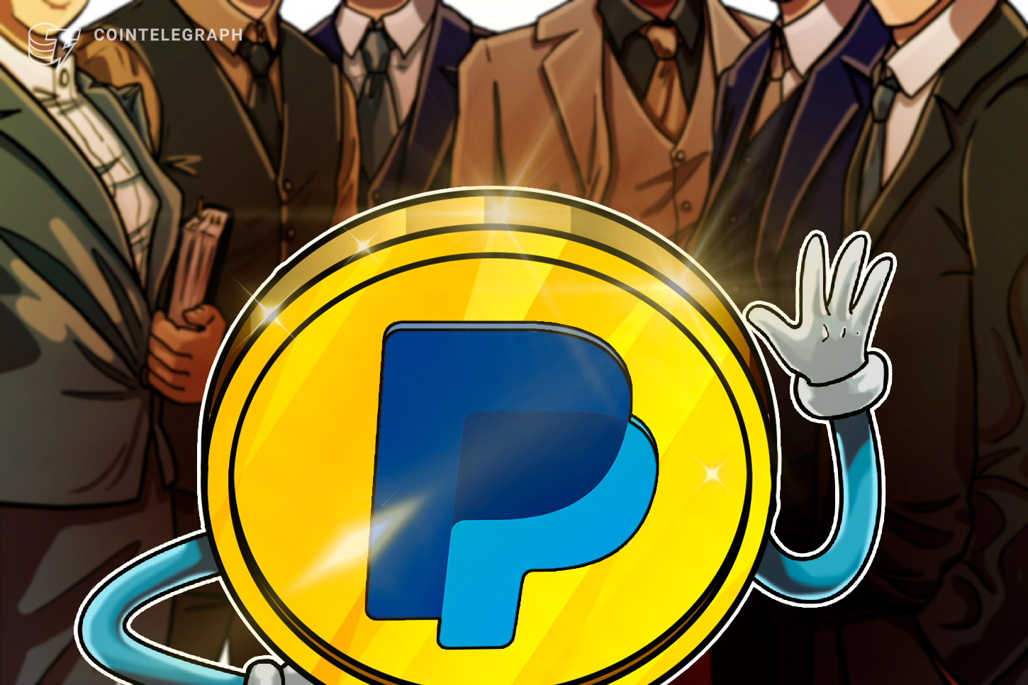 PayPal CEO calls on crypto industry to work hand in hand with regulators