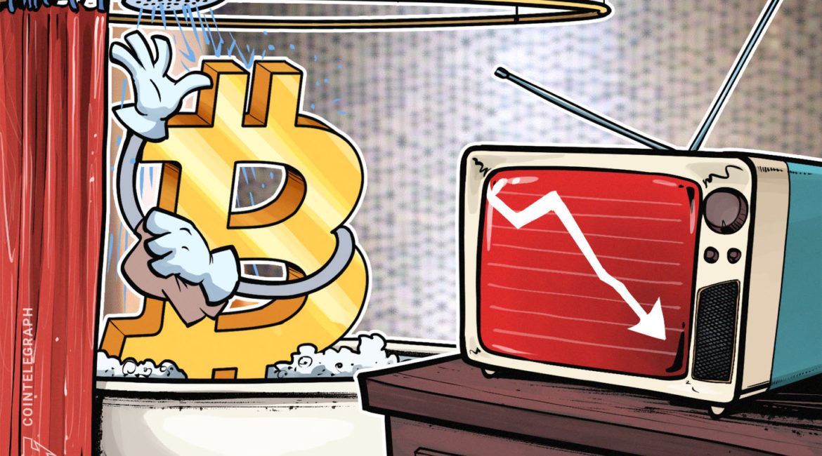 Bitcoin price dip to $27K costs Binance long traders $190M in liquidations