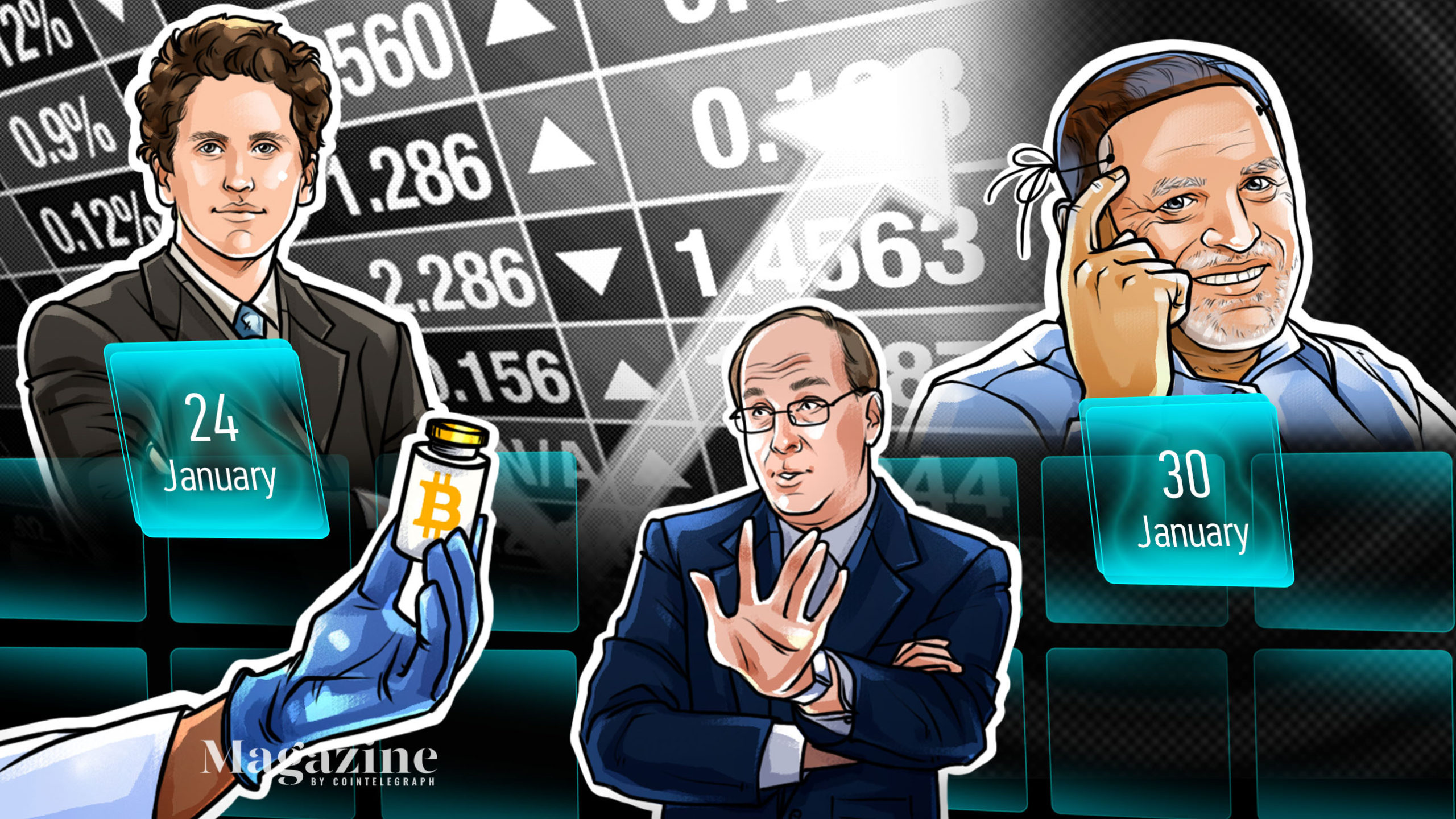 GameStop mayhem, Robinhood scandal, Musk tweets, DOGE explodes: Hodler's Digest